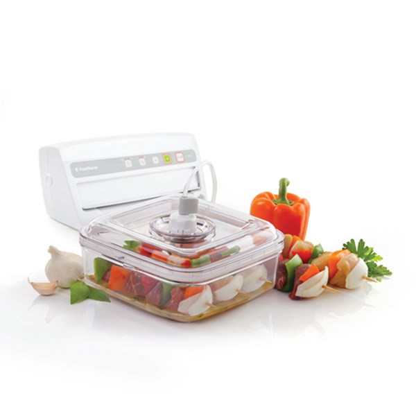 FoodSaver Vakuummarineringslåda 2 1 L - övriga kökstillbehör