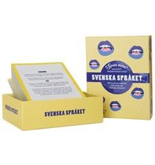 Spela mera: Svenska språket