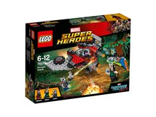 Ravager-anfall, LEGO Super Heroes (76079)