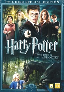 Harry Potter 5 + Documentary (2-disc)