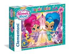 Pussel Maxi Shimmer & Shine, 24 bitar, Clementoni
