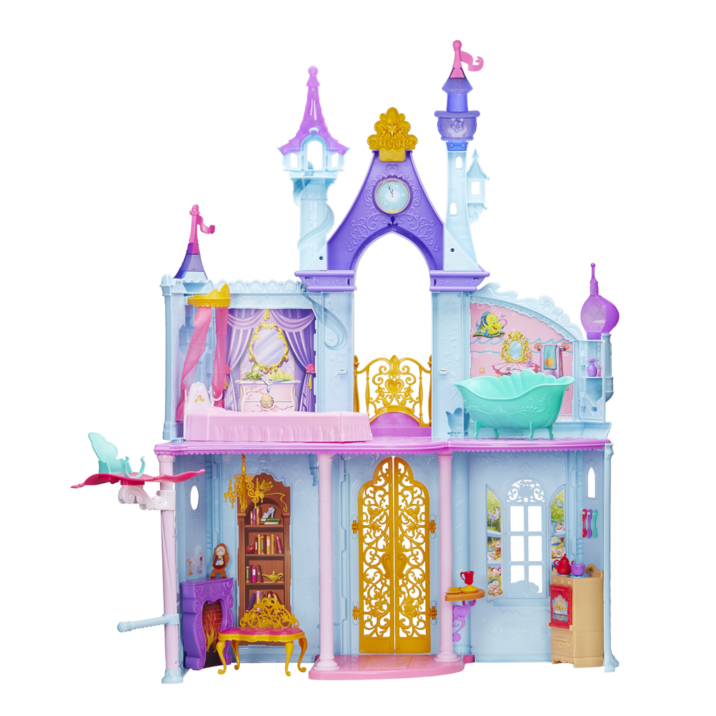 Fashion Doll Castle, Disney Princess