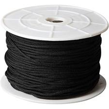 Knyttesnor, 2 mm, 50 m, svart
