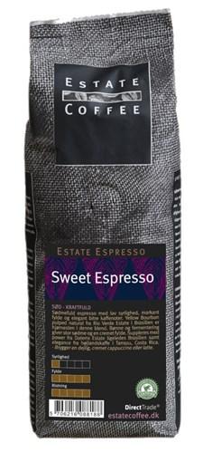 Estate Coffee Kaffebönor Sweet Espresso 200 g
