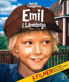 Emil i Lönneberga Box (3-disc) (Blu-ray)