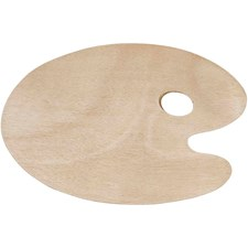 Paletti, koko 20x30 cm, paksuus 3 mm, 1kpl