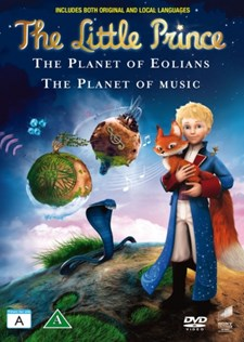 The Little Prince - Planet of Eolians + Planet of Music