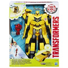 RID Power Surge Hero Bumblebee, Transformers
