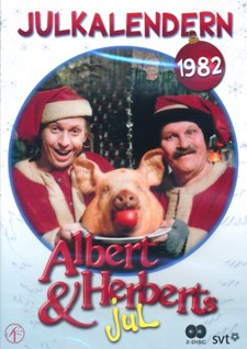Albert & Herberts jul (2-disc)