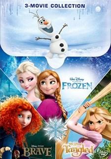 Disney vinter-box (Frost/Modig/Trassel) (3-disc)