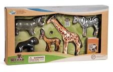 Wenno Afrikkalaiset Eläimet ja Seepra