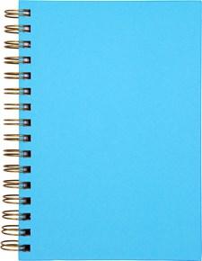Muistikirja Burde A5 Sininen