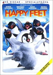 Happy Feet (1-disc)