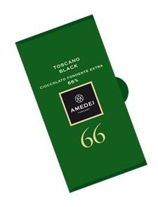 Amedei Chokladkaka Toscano Black 66% 50 g