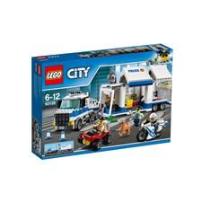Mobil kommandocentral, LEGO City Police (60139)
