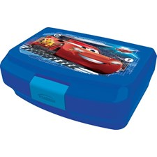 Matlåda + vattenflaska, Disney Cars