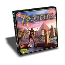 7 Wonders, Strategispel (SE/FI/NO/DK)