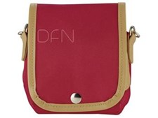 Instax Mini 8 -laukku punainen