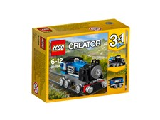 Sininen pikajuna, LEGO Creator (31054)