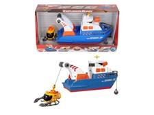 Explorer Boat & Submarine, äänet ja valo, Dickie Toys