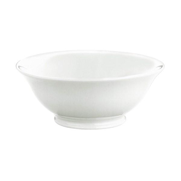 Pillivuyt Salladsskål D  27 cm Vit - fat & serveringsskålar