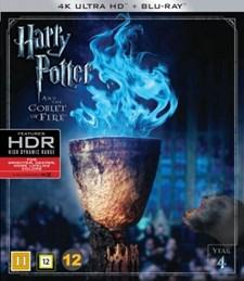 Harry Potter och den flammande bägaren - 4K Ultra HD Blu-ray