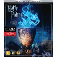 Harry Potter 4: Den Flammande Bägaren - 4K Ultra HD Blu-ray