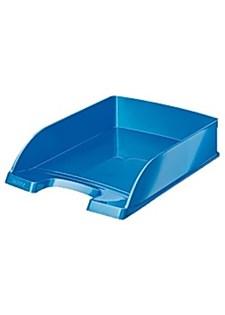 Brevkorg Plus Wow A4 Blå