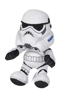 Stormtrooper Mjukisdjur 25 cm, Star Wars