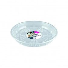 Krukfat Självbevattning Uni-saucer round 25cm (transparent)