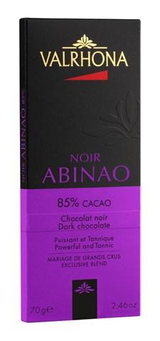 Valrhona Choklad Abinao 85% 70 g