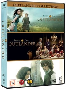Outlander - Säsong 1-3 Box