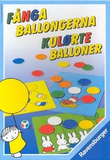 Fånga ballongerna, Spel, Ravensburger