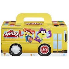 Super Color Pack, 20 burkar, Play-Doh