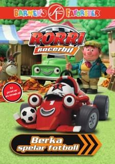 Rorri Racerbil - Berka spelar fotboll