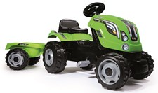 Farmer Traktor XL, Grön, Smoby