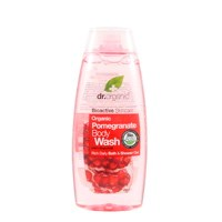 Dr Organic Pomegranate Body Wash, 250ml