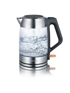 Severin Vattenkokare 1.7 L Glas