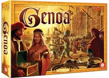 Genoa, Strategispel, Competo