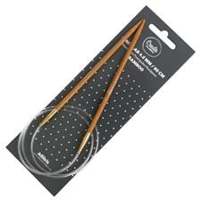 Pyöröpuikot 4,5mm Bambu 80cm