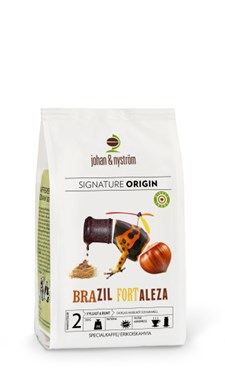 Johan & Nyström Kaffe Brazil Fortaleza Hela Bönor 250 g