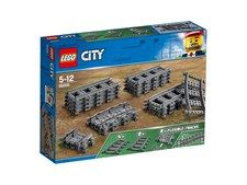 Flexibla spår, LEGO City Trains (60205)