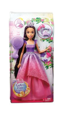 Barbie Dreamtopia Endless Hair Brunette