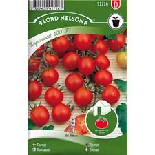 Tomat, Körsb.-, Supersweet 100 F1