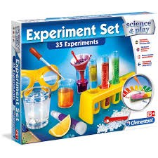 35 experiment