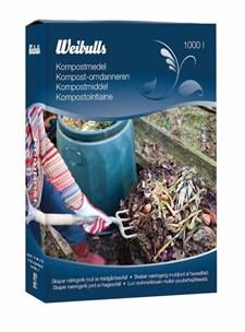 Kompostmedel 1,5 kg