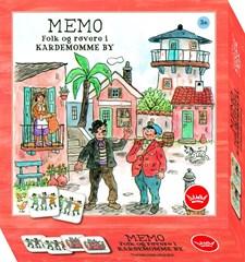 Kardemommeby, Memo