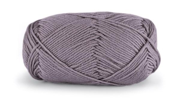Dale Garn Lille Lerke Ull Bomull Mix 50 g Grå Lavendel 8102