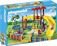Barnens lekplats, Playmobil