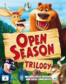 Open season 1-3 (Blu-ray) (3-disc)